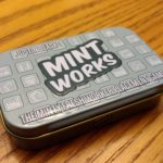Mint Works Tin