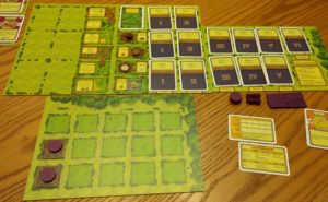 Agricola set-up