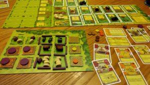 Agricola - final farm